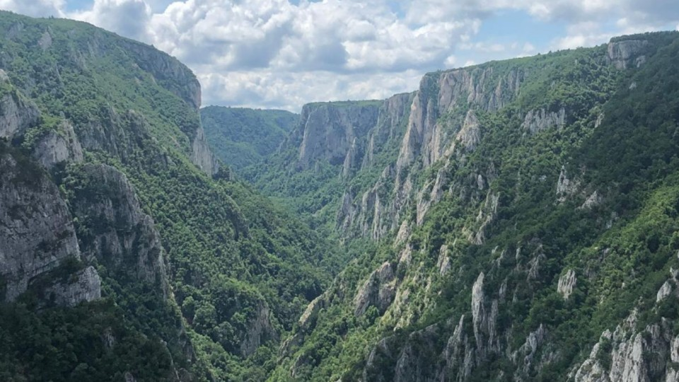 Lazarev Kanjon i Borsko jezero