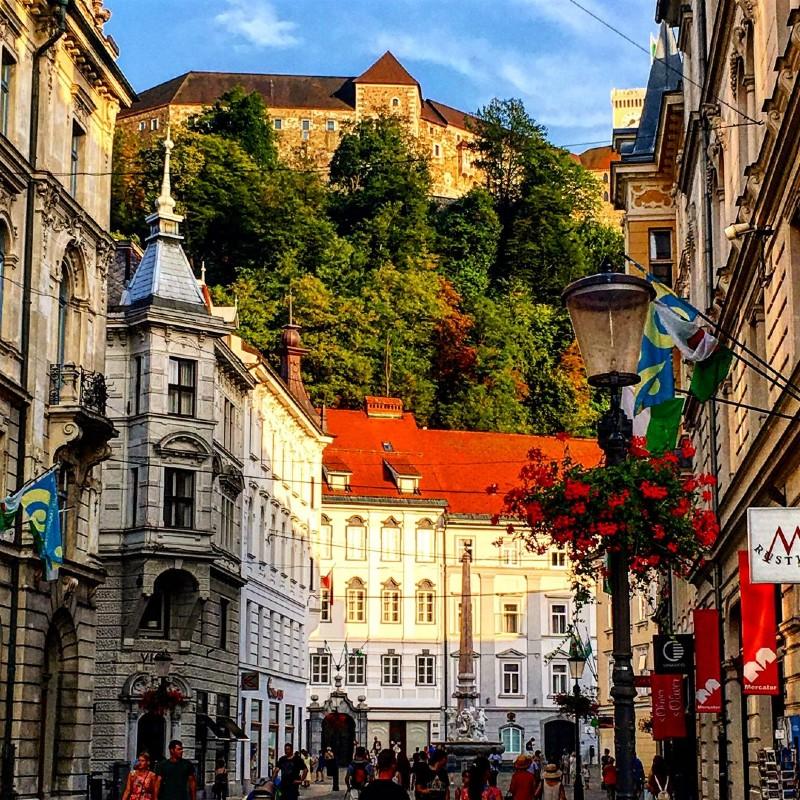 Ljubljana 1 noćenje